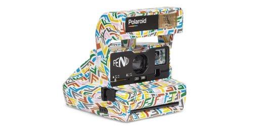 Fendi has developed a rather stylish Polaroid instant camera