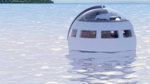 You will be able to sleep in a floating capsule hotel in this Nagasaki theme park : Luxurylaunches