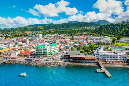 Complete with volcanoes, waterfalls and high speed Internet – This Caribbean Island is offering extended stay-visas just for remote workers