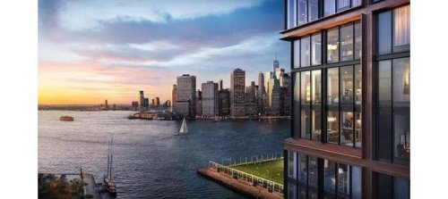 Pics – This $20 million Penthouse is the most expensive home ever sold in Brooklyn