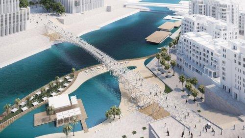 Dubai's latest marvel will be the 'Instagram ready' two storey Dubai Creek Footbridge