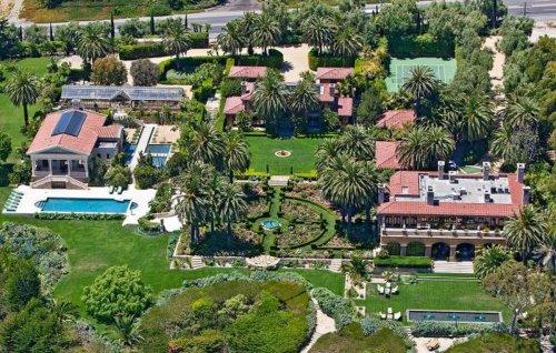 Inside Beyonce and Jay Z's 10 bedroom Malibu home : Luxurylaunches