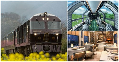 These are 11 of the most luxurious trains in the world – From the breathtaking landscapes of Peru to the coastal wonders of Japan these rail journeys have to be in your bucket list