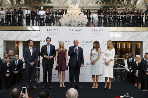 Donald Trump's woes continue as the travel industry's most important luxury travel agency has removed all Trump hotels and resorts from its network