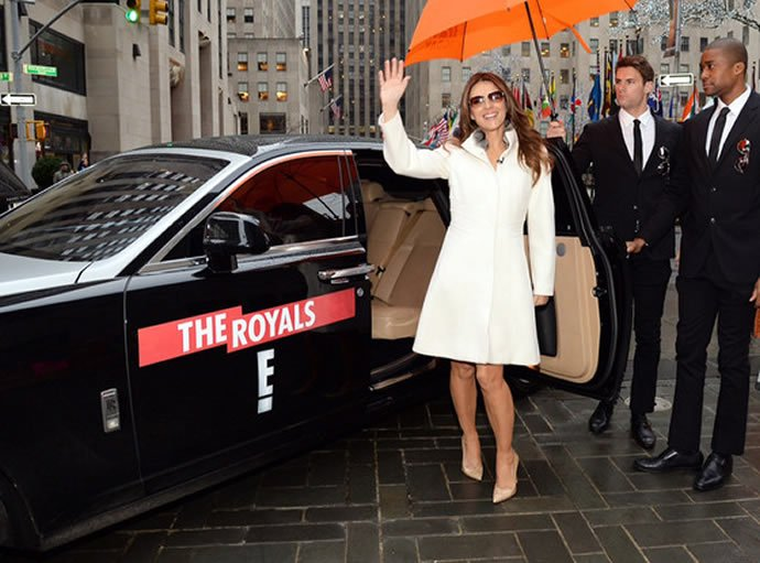 Uber users in NYC and LA will get picked up in Rolls Royces this weekend - Luxurylaunches