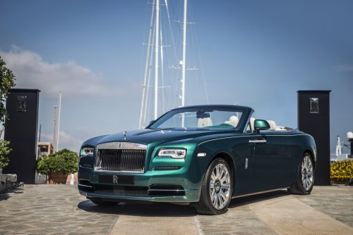 Rolls Royce debuts Dawn and Wraith inspired by Porto Cervo : Luxurylaunches