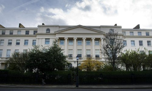 117,000 square feet of space, 18 individual terraces and overlooking London's famed Regent Park – UK's second most expensive home hits the market for a whopping $224 million