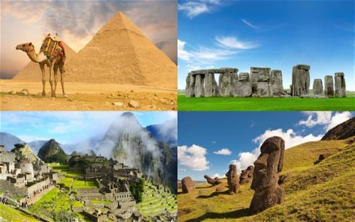 The world's most expensive holiday will take you to 962 world heritage sites around the world : Luxurylaunches