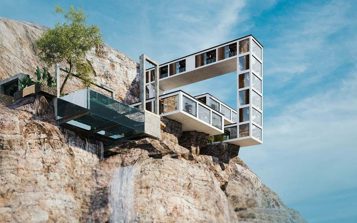 These houses are too cool even for Tony Starck - cover