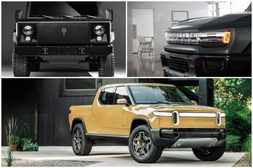 From the rock solid Ford F150-Lightning to the crab walking Hummer – These are 9 upcoming full-electric Pickup Trucks that are worth waiting for