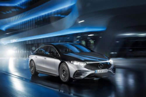 A 478 mile range, cutting edge technology and a stellar design – Here is why we think the Mercedes EQS could eat the Tesla Model S for breakfast