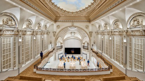 Not in Milan or Paris, but Apple is opening this gorgeous store in L.A.