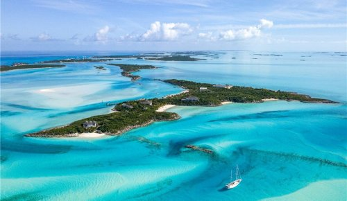 This private island in the Bahamas can now be yours for $85 million : Luxurylaunches