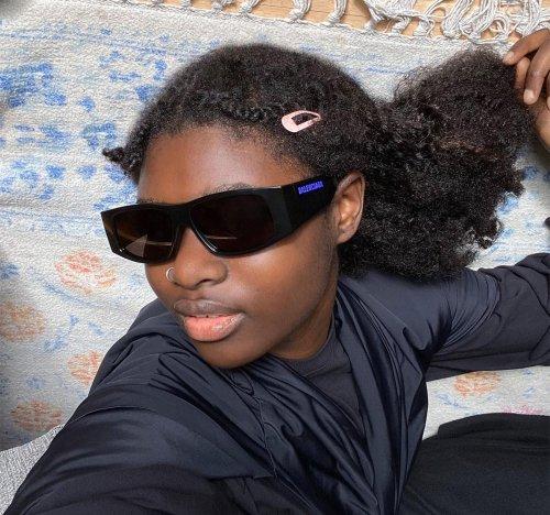 Flashy Fashion at its best: Balenciaga re-introduces its LED sunglasses