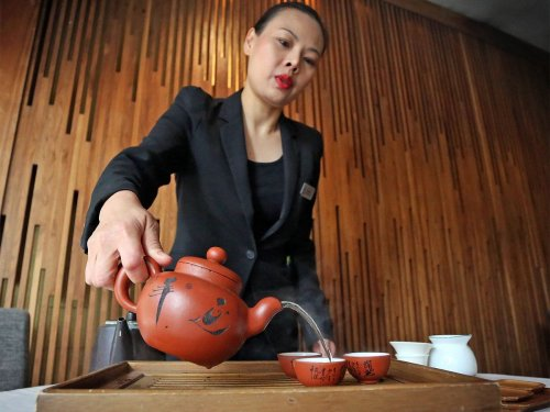 You think wines and cognacs are expensive? This ultra rare tea from China is worth 26 times its weight in gold