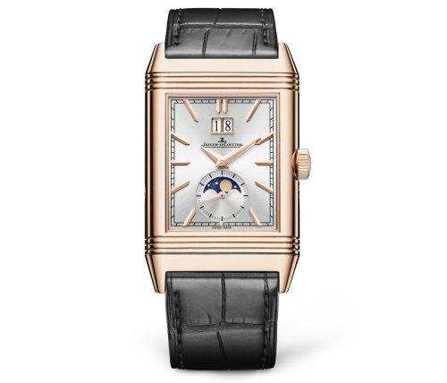 The Jaeger-LeCoultre Reverso Nonantième brings the elegance of the Art Deco era to your wrist
