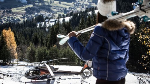 Four Seasons Hotel Megève launches Helicopter Ski Safaris to give guests the ultimate luxury skiing experience : Luxurylaunches