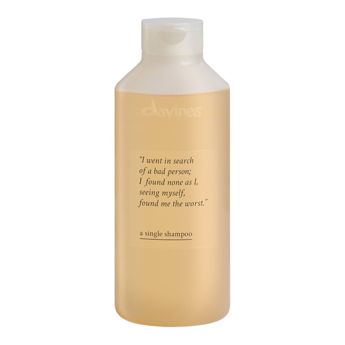Here is the world's first carbon-neutral shampoo