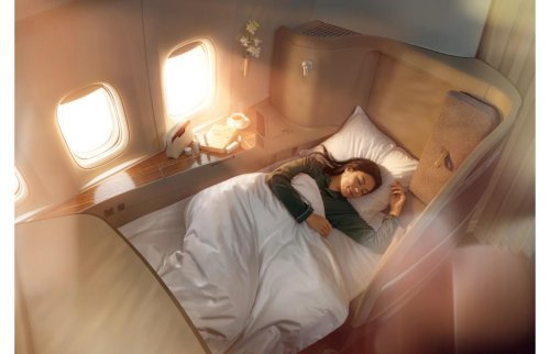 Cathay Pacific has gifted free unlimited business class tickets for an entire year to Olympic medalists.