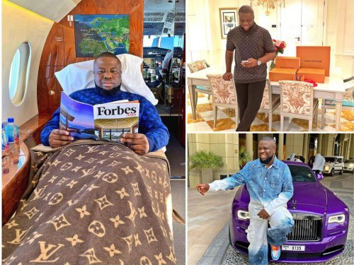 Known for draping in Gucci and posting pictures in private jets and Rolls Royces – Nigerian Instagram influencer who portrayed himself as a billionaire is convicted of fraud and faces 20 years in prison
