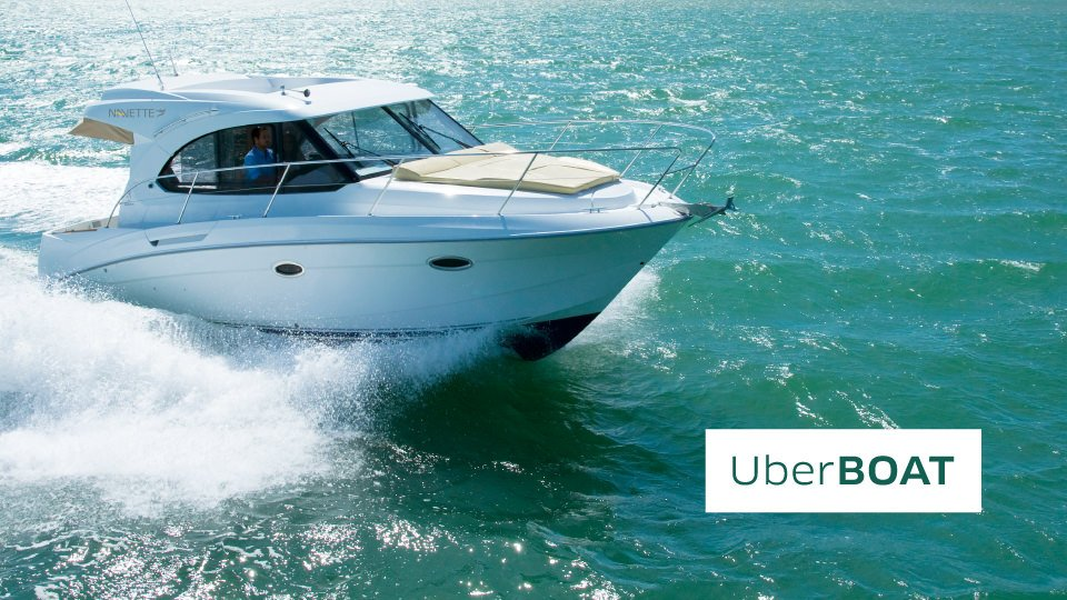 Uber offers luxury boat rides in Istanbul - Luxurylaunches