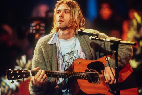 Legendary Locks: You can now get your hands on six strands of Kurt Cobain's hair