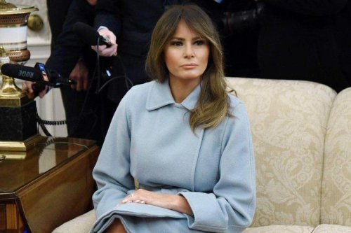 Where has Melanie Trump gone? She missed Donald's 75th birthday celebrations and is actively house-hunting in Florida outside of Mar-a-Lago estate. Is she leaving Donald Trump for good?
