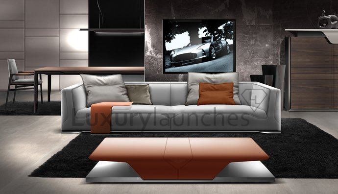 Exclusive preview: Italian crafted Aston Martin sofas will drive you home - Luxurylaunches