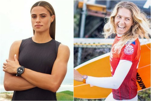 No Rolexes or Pateks – These are the top luxury watches spotted on the Tokyo 2020 Olympic games athletes – From gold medalist Sydney McLaughlin to surfing legend Stephanie Gilmore.
