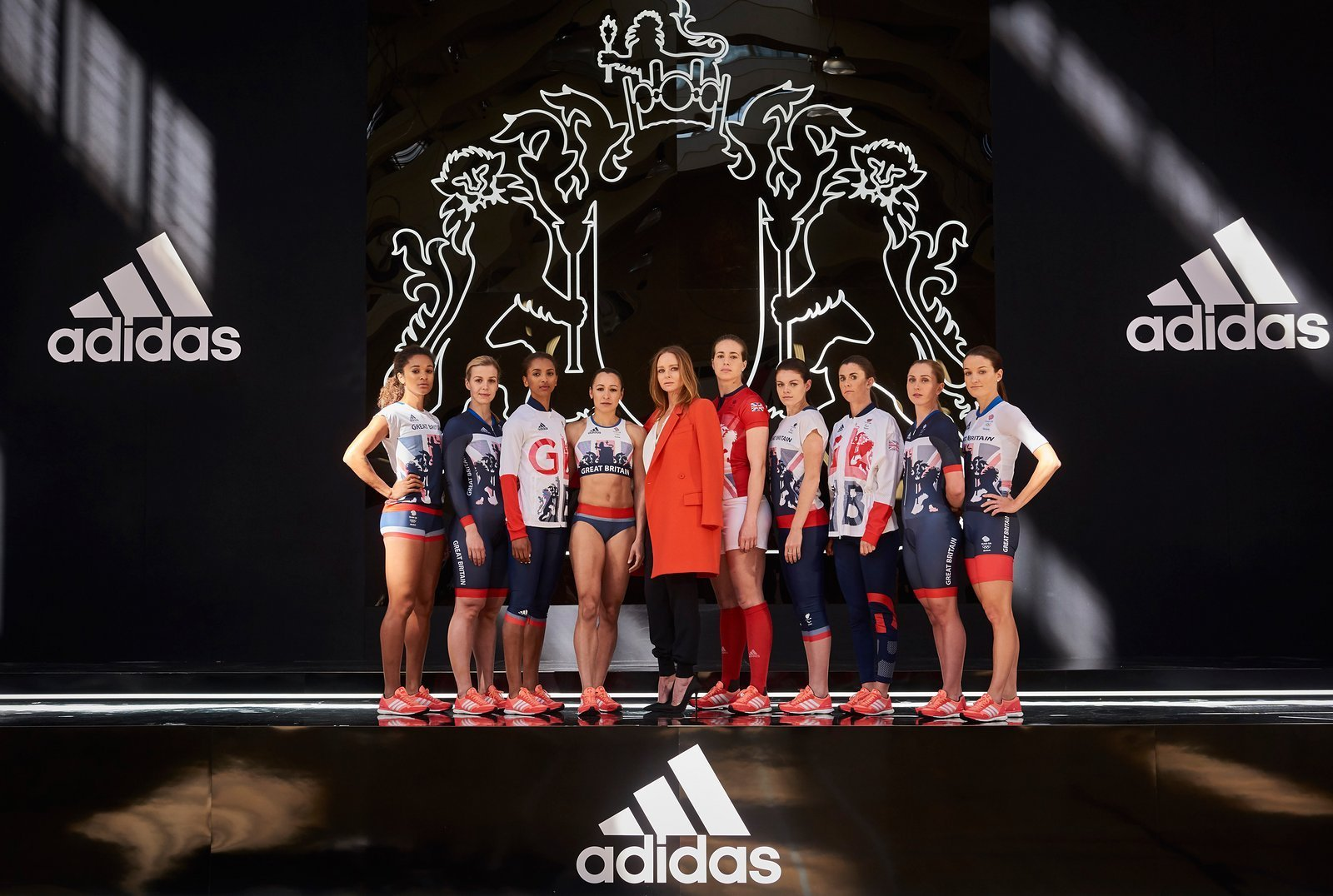 Stella McCartney and Adidas unveil bold and brave Olympics 2016 kit for Team GB - Luxurylaunches