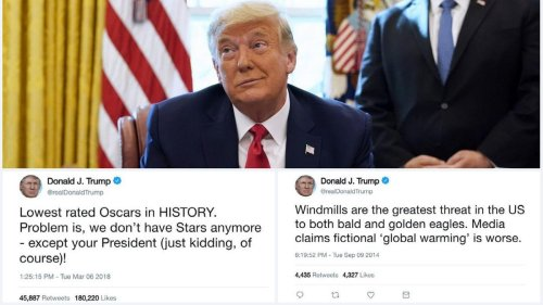 All of Donald Trump's tweets are being sold as NFT's. His most controversial tweets are on sale for $10,700 each. The profits will be donated only to the charities the ex-President despises.