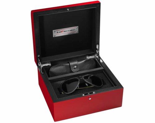 Clad in carbon fiber the exclusive LaFerrari sunglasses will set you back $2236 : Luxurylaunches