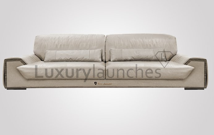 Lambo inspired sofa and bar from the 2014 Tonino Lamborghini Casa collection - Luxurylaunches