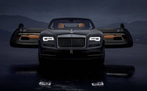 Rolls Royce makes the Wraith even more luxurious with the limited edition Luminary collection : Luxurylaunches