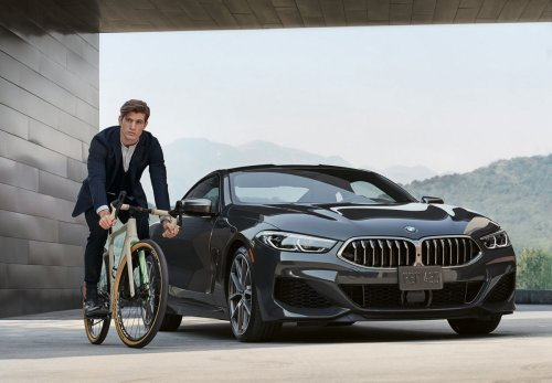 BMW collaborates with 3T for an ultra-stylish adventure bike for all terrains