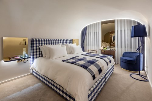 Hastens, the Swedish company that makes the world's most expensive mattresses has opened a Sleep Spa hotel in Portugal where guests can literally sleep like babies.