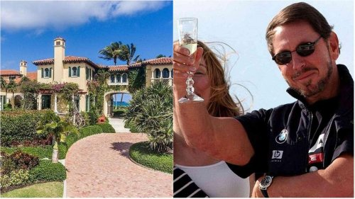 Oracle billionaire Larry Ellison wants to tear down his gorgeous Palm Beach mansion which he recently bought for $80 Million (Inspite of having no plans to move back to Florida)