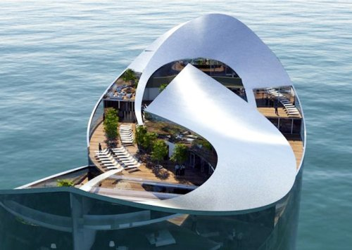 Soccer fans can expect to float as Qatar comes up with floating hotels for World Cup 2022 : Luxurylaunches