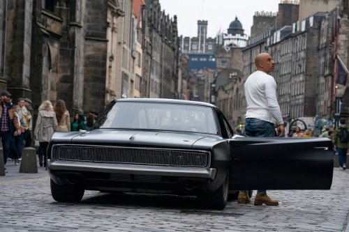 Universal pictures spent more than $1 million to build a custom mid-engine Dodge Charger for Vin Diesel to drive in the highly anticipated 'Fast 9'