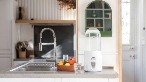 Evian unveils re (new) water bubble designed by Virgil Abloh