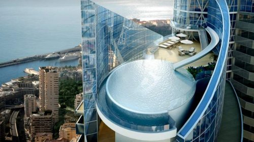 At $380 million an upcoming Penthouse in Monaco will be the world's most expensive : Luxurylaunches