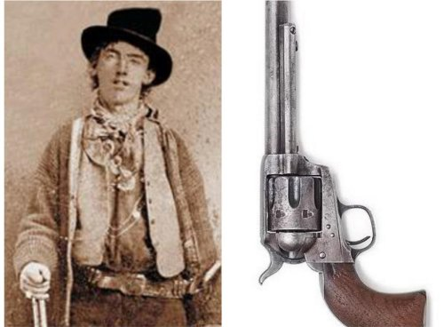 The revolver used to kill Wild West outlaw Billy the Kid 140 years ago may fetch up to $3 million in auction