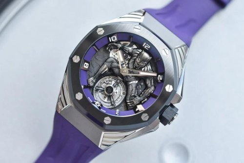 Fancy a Rolex Batman or a Audemars Piguet Black Panther flying tourbillon. Check out these coveted superhero watches. There is a even a Joker model for supervillan lovers