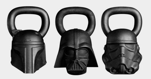 Will this Star Wars fitness equipment motivate you to work out? : Luxurylaunches