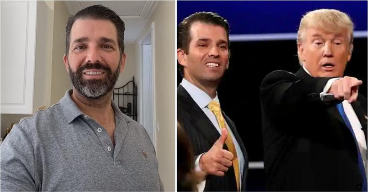The former President's son, Donald Trump Jr is now selling personalized video messages for $500 each on celebrity app Cameo. He already has a perfect 5 star rating on it