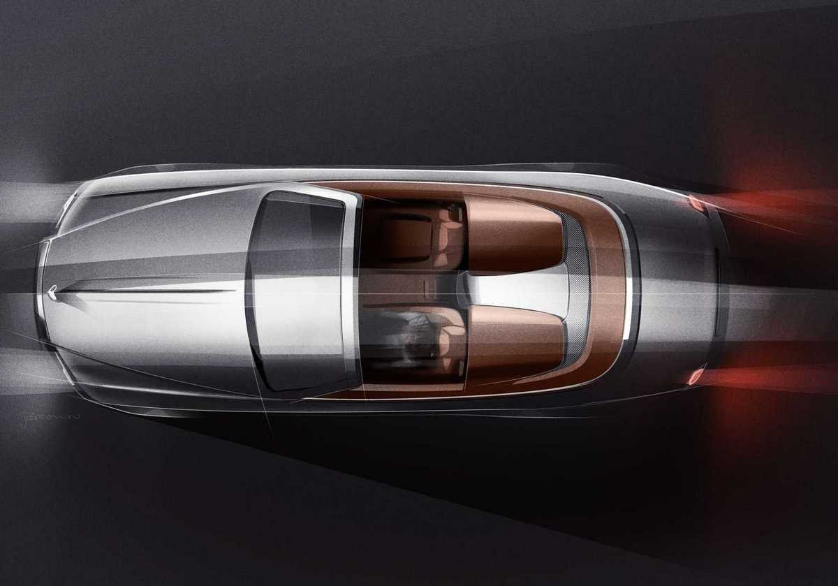 Rolls-Royce Dawn Silver Bullet Roadster is an opulent two-seater convertible inspired by the roaring '20s