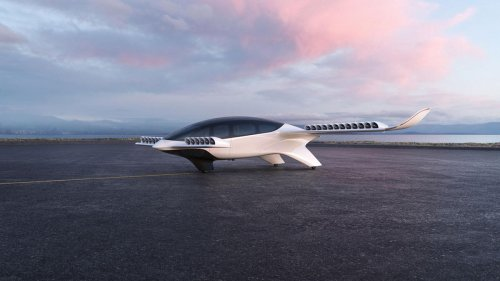 Very soon you will make be intercity trips in this 7-seater electric flying taxi