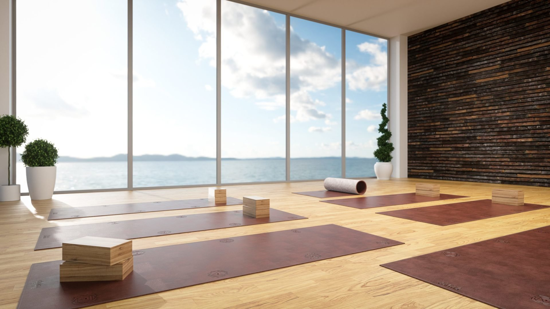 At $100,000 this is the world's most expensive yoga mat