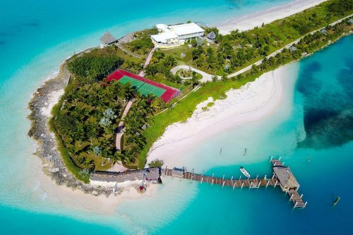 An ultra rich family is offering upto $120,000 a year for a couple to take care of their private island in the Bahamas.