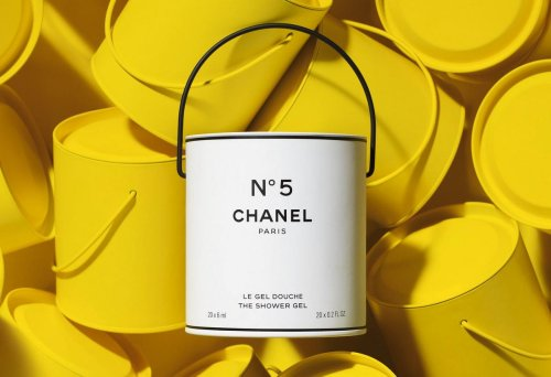 To celebrate the 100th anniversary of the iconic Chanel no 5 fragrance. Chanel has announced a limited edition 17-piece collection of No 5-scented products
